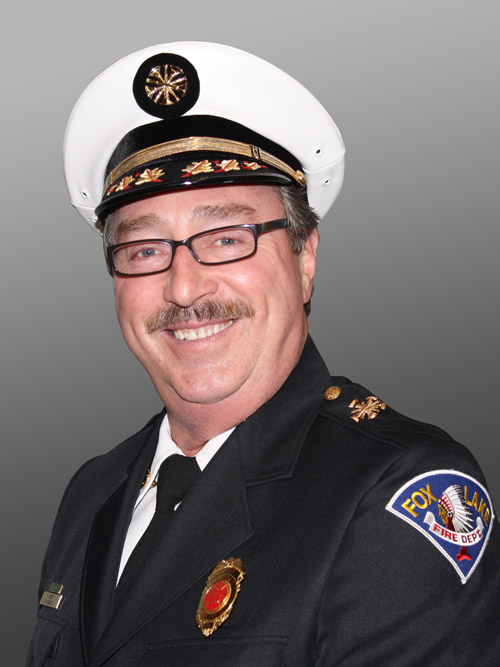 Chief Ron Hoehne