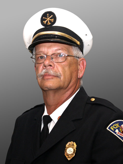 Fire Marshal Dave Becker