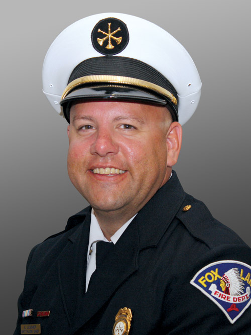 Deputy Chief Ed Lescher