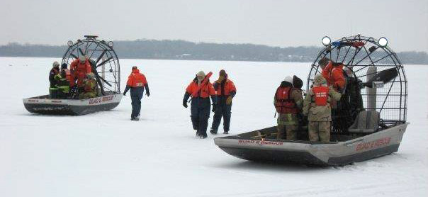 Fox Lake Fire Protection District Dive Rescue Team